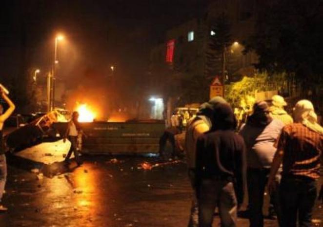 اصابات بمواجهات مع الاحتلال والمستوطنين في الطور والعيسوية بالقدس