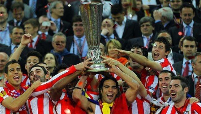 أتلتيكو مدريد يحصد لقب الدوري الأوروبي