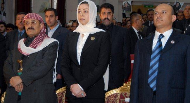 رغد صدام حسين تنشر رسالة خطية نادرة لأبيها