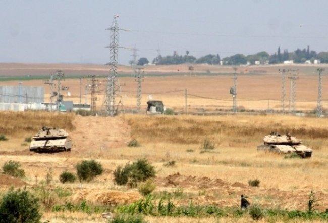 في ذكرى النكبة.. جيش الاحتلال يكثف من تواجده على حدود غزة