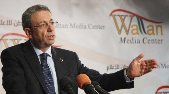 مصطفى البرغوثي: خطة نتنياهو ضم الضفة الغربية ولا حل إلا بإسقاط الأبرتهايد