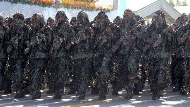 """الحرس الثوري الإيراني: سنمحو """"تل أبيب"""" وحيفا إذا هاجمتنا الولايات المتحدة"""