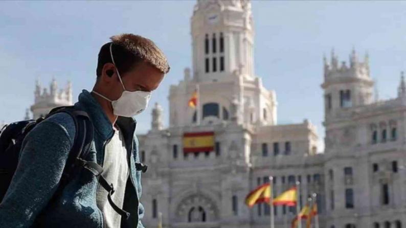 إسبانيا تسجل أكثر من 20 ألف إصابة جديدة بكورونا