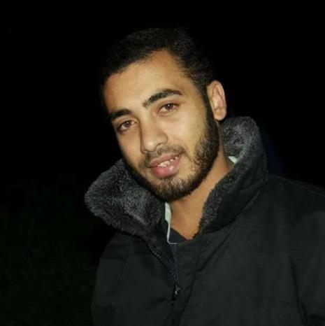 """الشهيد ابو عمرو .. نحت بالامس """"انا راجع"""" فعاد اليوم شهيدا على حدود البلاد التي يحب"""