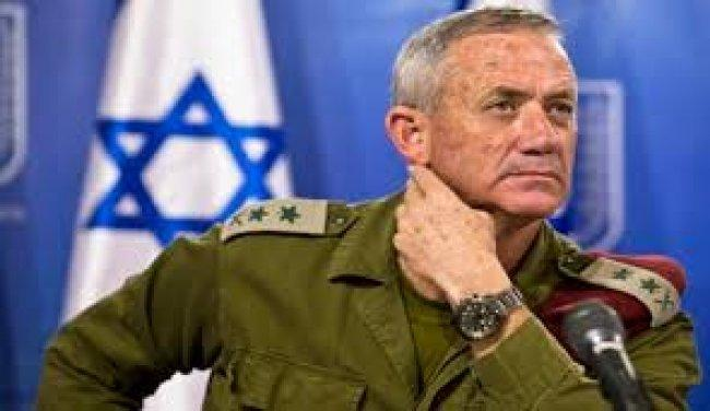 غانتس يقود حزباً إسرائيلياً جديداً