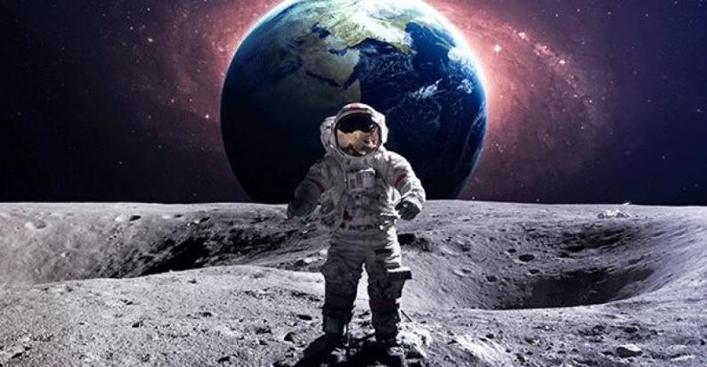 جهاز للبحث عن المعادن الثمينة على سطح القمر والمريخ