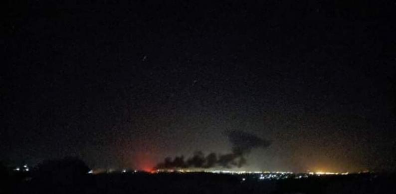 شهيد في العدوان الإسرائيلي على سوريا