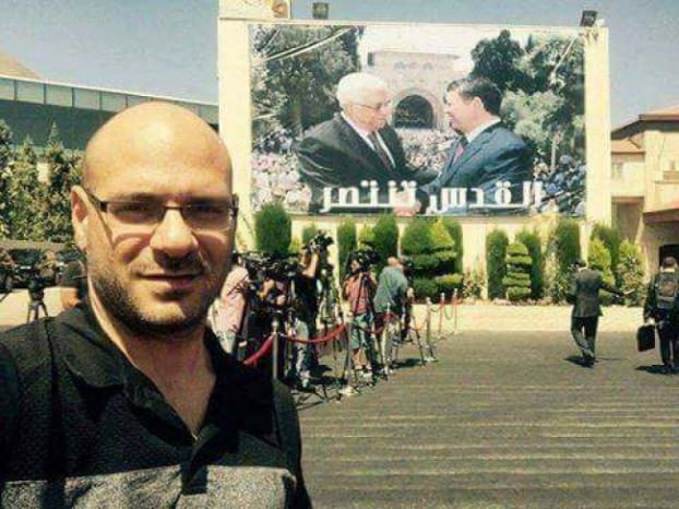 """""""النقابة"""" تطالب الرئيس بمحاسبة من سمحوا للصحفيين الاسرائيليين دخول المقاطعة"""
