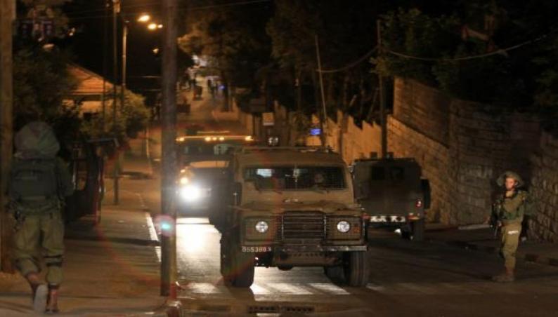 قوات الاحتلال تعتقل شابين من قباطية