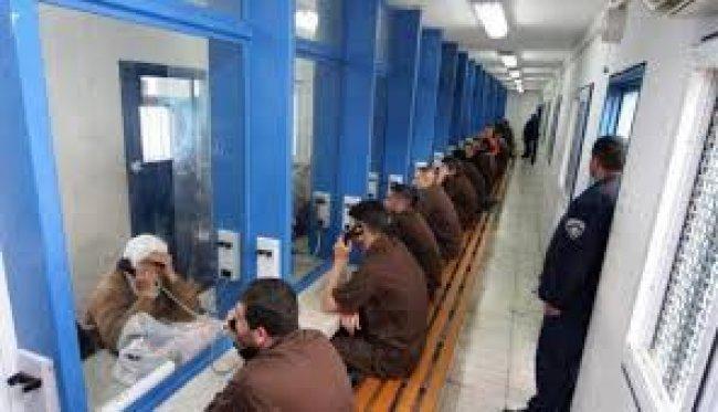 هيئة الأسرى والصليب والأحمر يتباحاثان حول إتمام الزيارة الثانية للمعتقلين