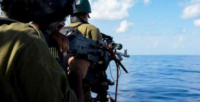 بحرية الاحتلال تطلق النار صوب الصيادين شمال غزة