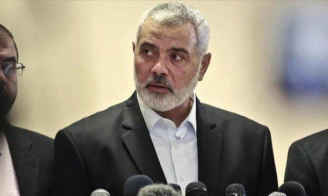 هنية يدعو الدول العربية والاسلامية لاتخاذ قرارات ترقى لحجم التضحيات الفلسطينية