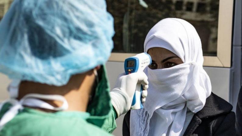 5 اصابات جديدة بفيروس كورونا في قطاع غزة