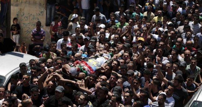 غزة تودع 4 شهداء