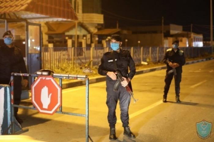 الشرطة تُغلق 3 صالات أفراح وتفض 3 حفلات زفاف في نابلس