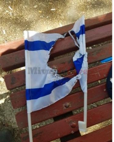 اعتقال 3 شبان في القدس بزعم حرق علم الاحتلال