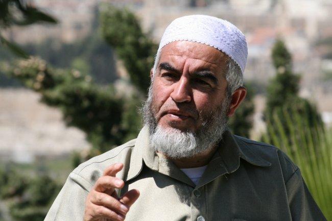 حظر السفر على الشيخ رائد صلاح لمدة ستة أشهر