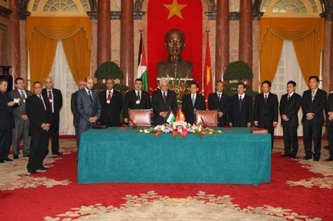 فيتنام تجدد دعمها لإقامة دولة فلسطينية عاصمتها القدس