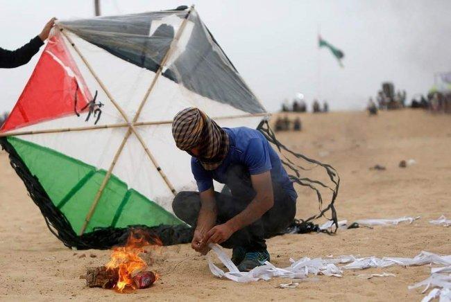 مستوطنو غلاف غزة: الجيش عاجز أمام الطائرات الحارقة