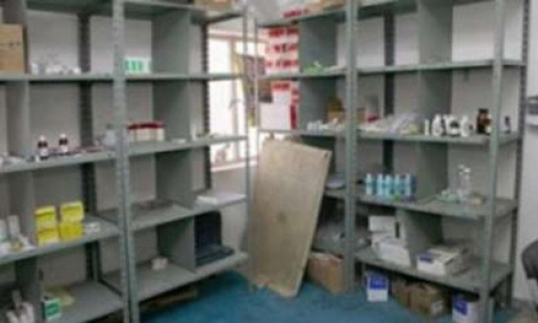 .الرصيد الدوائي بغزة وصل لادنى مستوى له منذ العام 2006