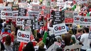 جنوب إفريقيا: مظاهرات شعبية تطالب بطرد السفير الإسرائيلي