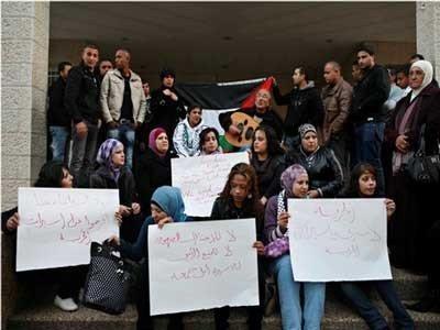 اليوم اضرابا عن الطعام للاسيرات المحرر ات تضامنا مع امل جمعه