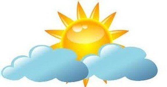 حالة الطقس: انخفاض الحرارة مع ظهور كميات من الغيوم