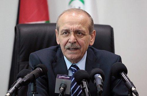 إعفاء ياسر عبد ربه من منصب أمين سر اللجنة التنفيذية