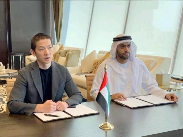 """""""مجموعة 24 - أبو ظبي"""" توقع اتفاقا مع شركتين عسكريتين في دولة الاحتلال"""