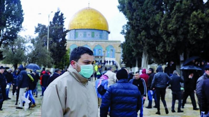 حالتا وفاة و575 إصابة جديدة في القدس خلال يومين