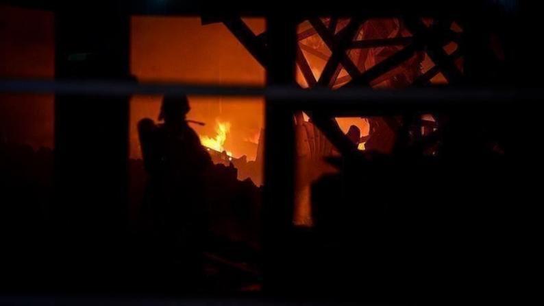 13 وفاة اثر حريق بيت من الزينكو في الاردن