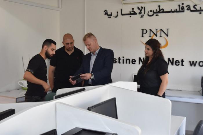 سفير بولندا يحذر من الانجرار وراء وعود الهجرة الى اوروبا عبر بولندا ويؤكد متانة العلاقات بين فلسطين وبلاده