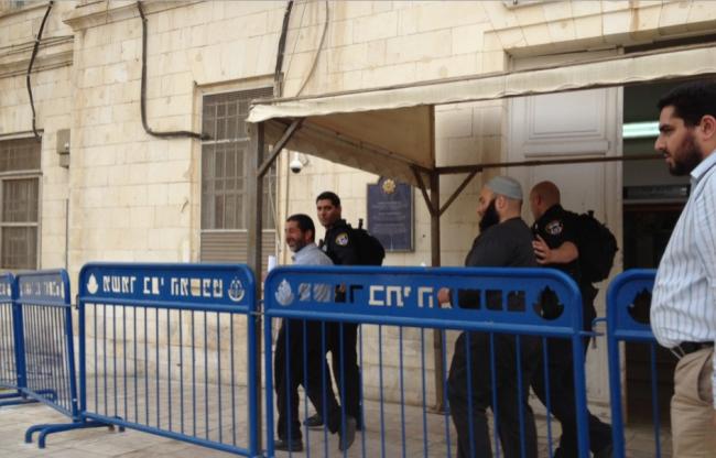 الاحتلال يمدد اعتقال الفتى طارق الباسطي حتى الثلاثاء المقبل
