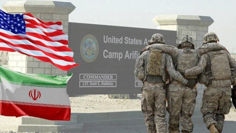 بعض الجنود الأميركيين المصابين في هجوم إيران.. تلقوا العلاج في الكويت