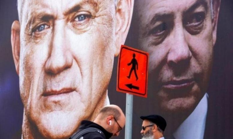"""استطلاعان إسرائيليان: الليكود 27 مقعدا وتمثيل """"يمينا"""" يتراوح بين 22 و24 مقعدا"""