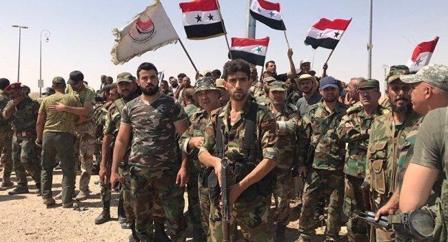 """الجيش السوري يتسلم مدينة """"تل رفعت"""" من قوات الحماية الكردية"""