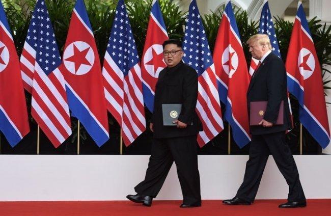 معقباً على قمة سنغافورة.. نتنياهو: سياسة ترامب بشرى هامة لإسرائيل