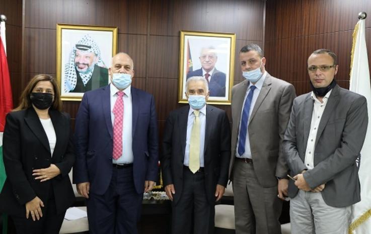 أبو شرار: قضاة مختصون لنظر القضايا العمالية في مجمعات المحاكم برام الله ونابلس والخليل