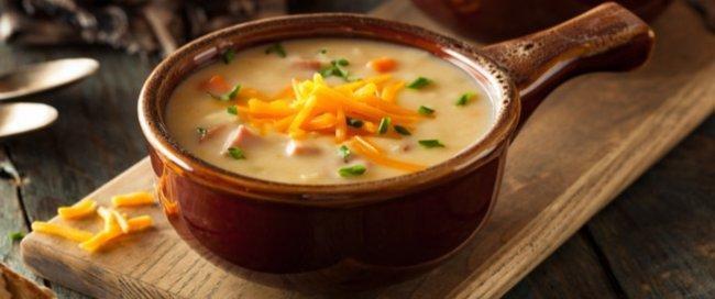 لا تتخلى عن الحساء في رمضان