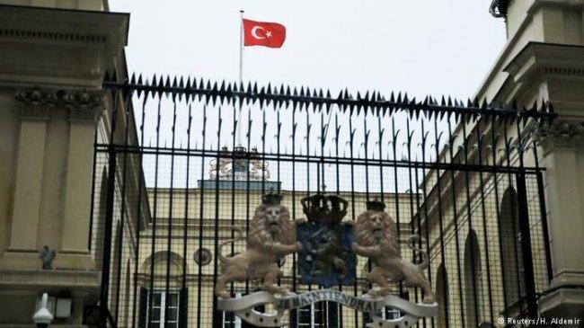 """هولندا تحبط هجوماً مسلحاً لـ""""داعش"""" على القنصلية التركية"""