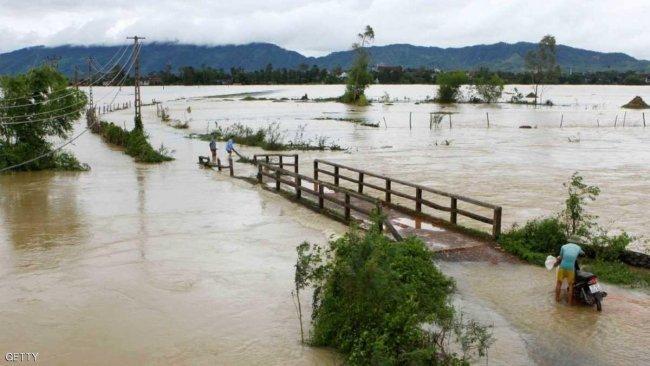 انزلاقات التربة تقتل العشرات في فيتنام