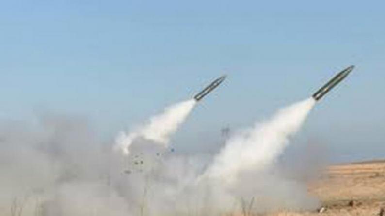 قصف على المنطقة الخضراء التي تضم السفارة الأمريكية في بغداد