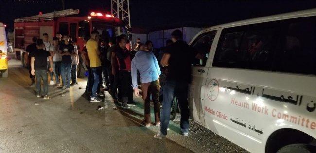 وفاة مواطن من الجفتلك متأثرا بإصابته في حادث سير بطوباس