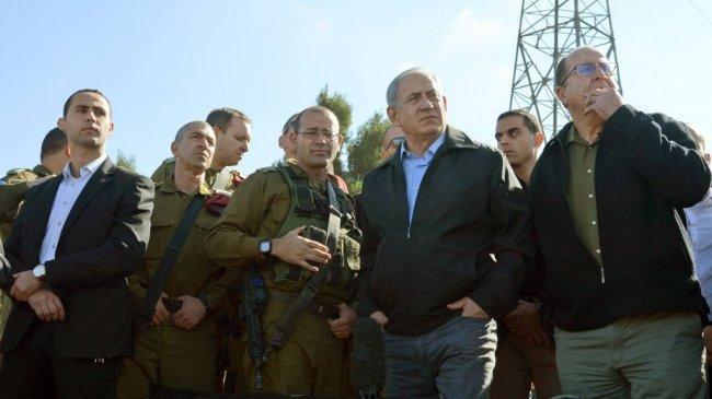 نتنياهو فقد الثقة بذراع البر بجيش الاحتلال
