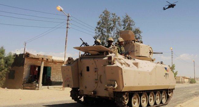 داعش تعلن مسؤوليتها عن هجوميّ العريش