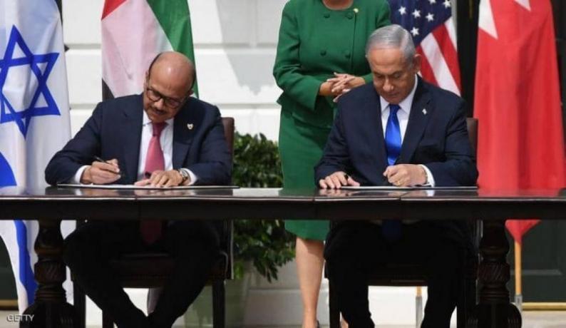 """مصادر عبرية: """"تل أبيب"""" والمنامة توقّعان الأحد على اتفاق دبلوماسي مرحلي"""