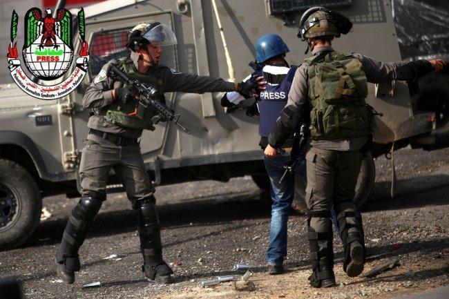 نقابة الصحفيين تطالب الاتحاد الدولي بالتحرك لوقف اعتداءات الاحتلال