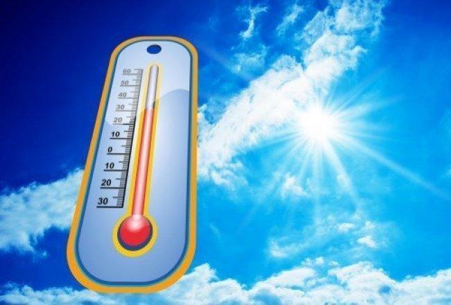 الطقس: أجواء حارة ودرجات الحرارة أعلى من معدلها السنوي
