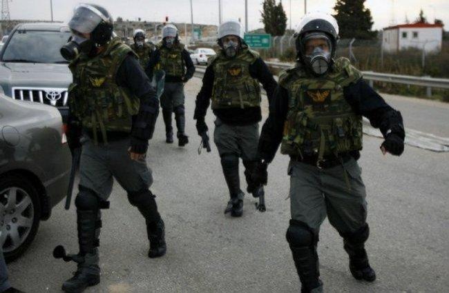 """قوات القمع تقتحم قسم (2) في """"مجدو"""" وتنصب أجهزة تشويش"""