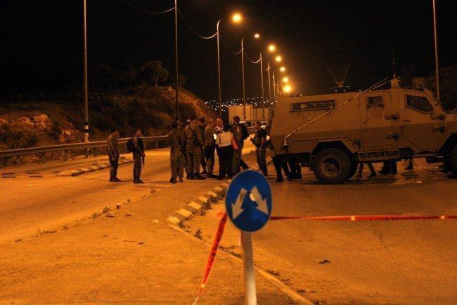 اطلاق نار تجاه موقع لجيش الاحتلال قرب بلدة يعبد قضاء جنين